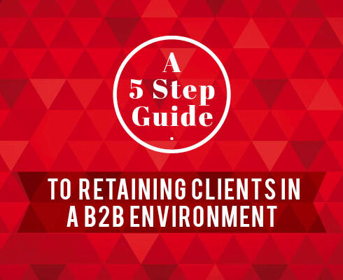 nlighten Blog_A 5 Step Guide to Retaining Clients. March 2017""