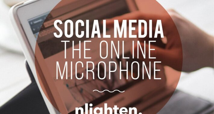 The Social Media Microphone