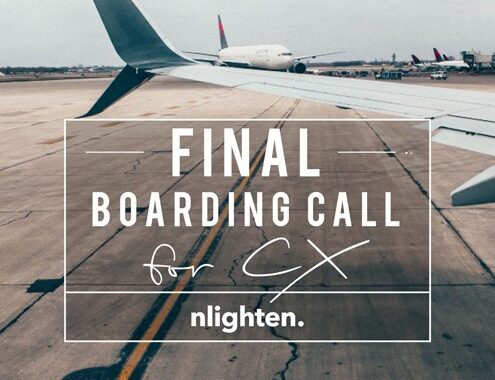 Final Boarding Call for CX