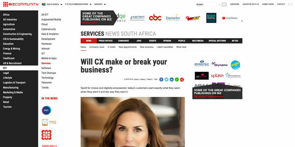 Will CX make or break your business?