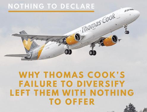 Thomas Cook's Failure to Diversify