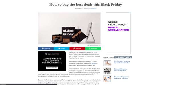 How to bag the best deals this Black Friday