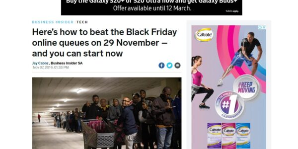 Here's how to beat the Black Friday online queues on 29 November – and you can start now